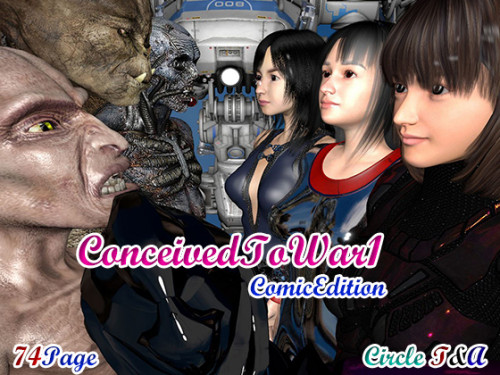 Conceived To War Comic Edition ver.1 Comics