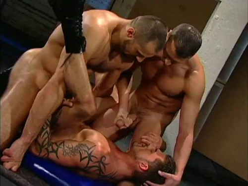 Blue Fuckers In Raw Group Sex