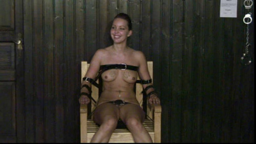 Toaxxx - tx075 - Steel Restraints and Electric Play - pt 4