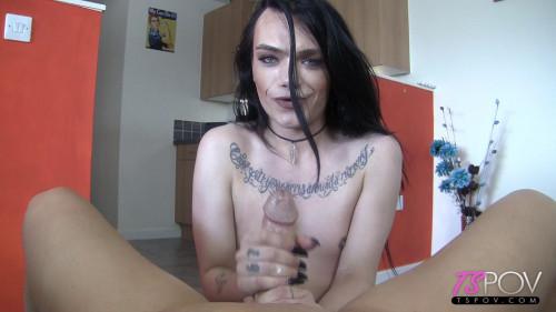 CeCe Addams british babe CeCe enjoys making her man cum (2016) Handjob