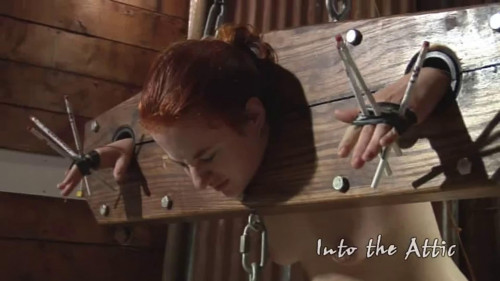 Heavy tying, spanking and torment for lewd floozy part TWO