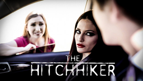 Gracie May Green, Kissa Sins - The Hitchhiker (2018) Threesome
