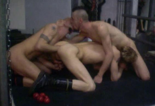 European punks in extreme fuck Gay Extreme