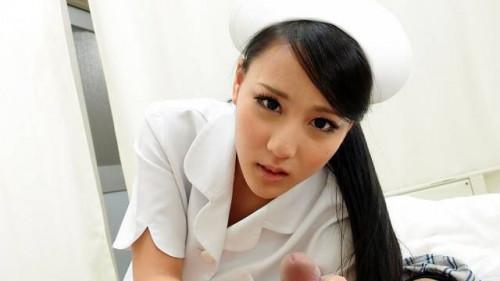 Hot nurse ren azumi screwed by patient