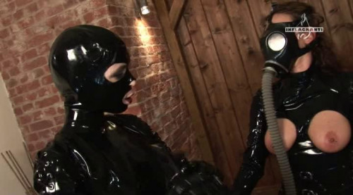 Inflagranti Latex & Rubber Video Pack 2