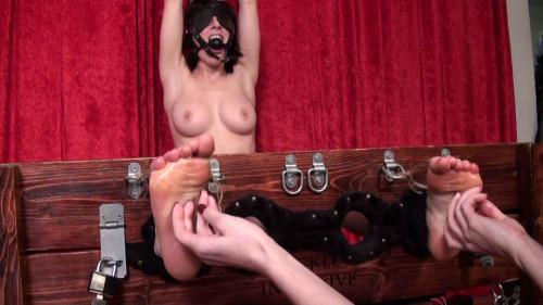 TickleIntensive - Lauras Topless Torture