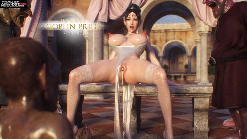 Elf Slave 5 Goblin Bride Comics