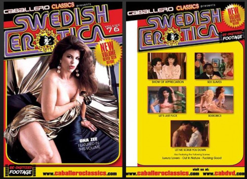 New swedish erotica vol part 76