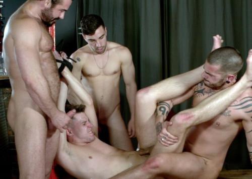 Hot foursome Aday, Dmitry, Jessy & Josh (720p)