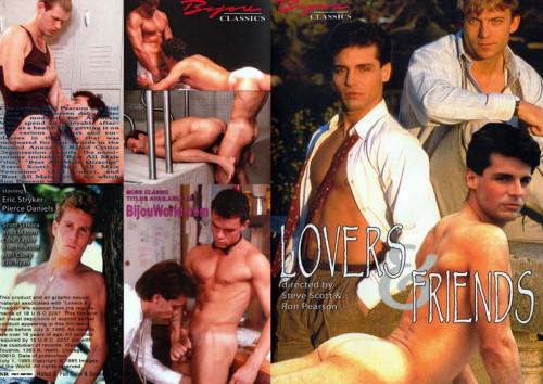 Bareback Lovers & Friends (1985) - Eric Stryker, Pierce Daniels, Scott OHara