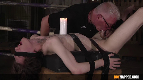 BoyNapped Using Hung Lad Jake - Part 2