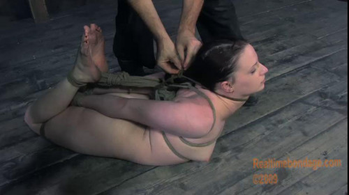 Duct Fuck Doll Claire BDSM Latex