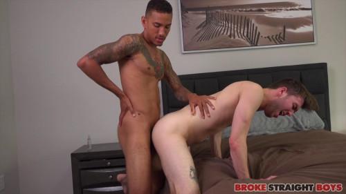 Broke Straight Boys - Axel Greens Big Cock Inside Ryan Parks