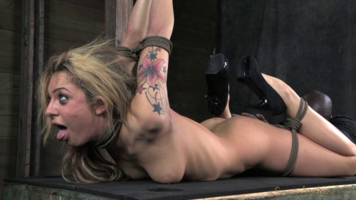 Beautiful Dahlia Sky destroyed by dick , HD 720p BDSM