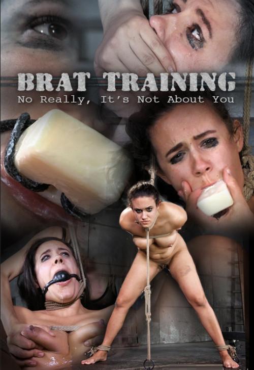 Brat Training – Penny Barber, Rain DeGrey