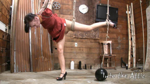 Amateurs Hard Bondage scene 17 BDSM