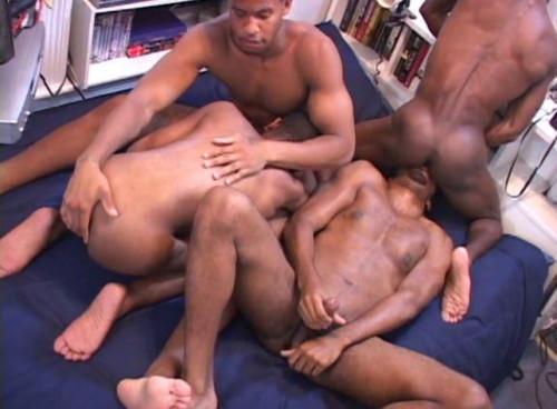 Black Affair Orgy