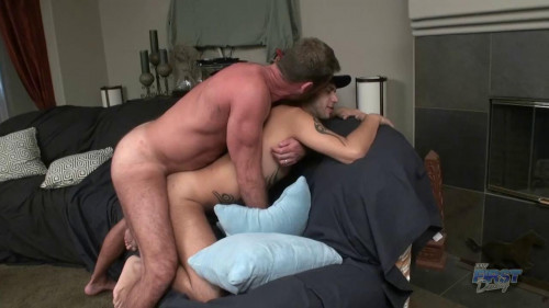 Myfirstdaddy - Welcome To The Hood - Anthony London, Milan Ferrez Gays