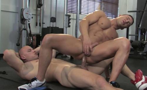 Musclebound Fuck Gay Movie