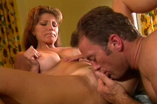 Her twat's super-wet MILF Sex