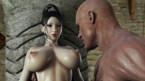 Secret of Beauty part3 3D Porno