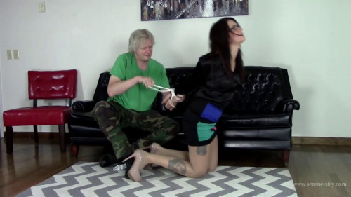 Maria Marley - Tightly Bound and Tormented