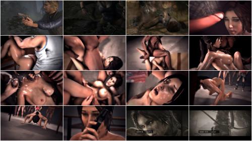 Lara in Trouble 3D Porno