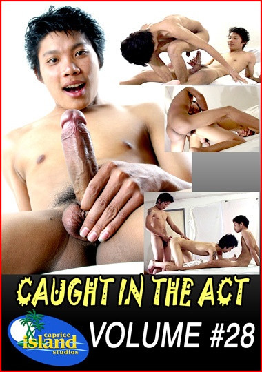 Caught in the Act vol.28 Asian Gays