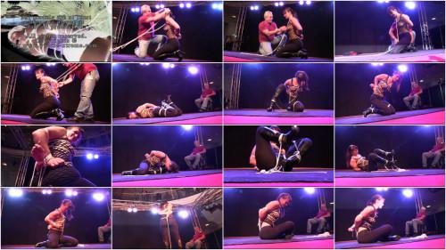 Revenge vs. Lew Rubens - HD 720p BDSM