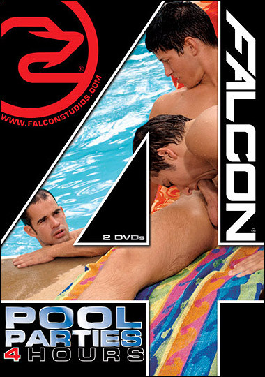 Pool Parties Falcon Four Hours Gay Movie