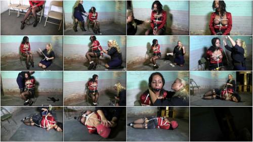 Ariyana Bondge BDSM