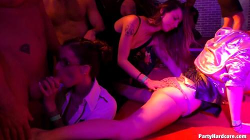 Party Hardcore Gone Crazy Vol. 40 - Scene 5 - HD 720p Public Sex