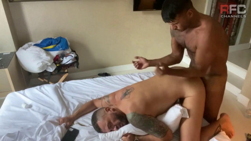 Rfc-Sex in Hotel with Viciousmen in Barcelona Summer 2020