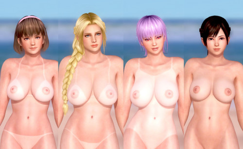 lifeless or Alive 5 Last Nude Round Porn games