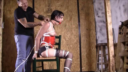 She Thought I Hired Her For Sex BDSM Latex