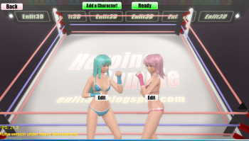 Heroine Rumble v0.42 Hentai Games
