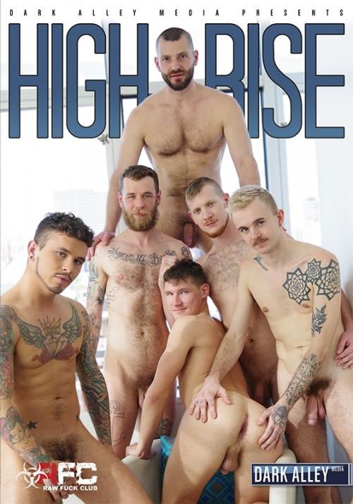 Dark Alley Media - High Rise (720p) Gay Movies