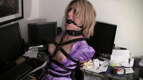 Jbroper - Adventures in Bondage - Bound and Ballgagged - Part 3