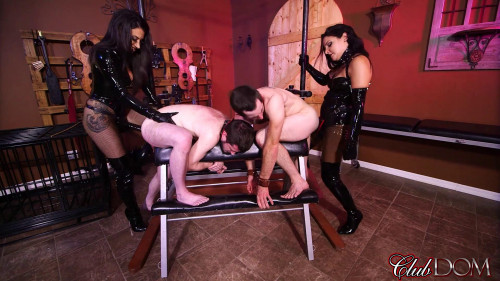 Michelle Lacy And Goddess Tangent's auction slave
