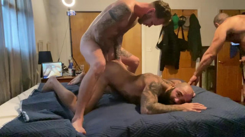 Raw Fuck Club - Atlas Grant, Ryan Powers and Alex Tikas