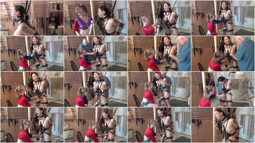 Tight n Bound Bondage Spanking Whipping Part Three 10 Video