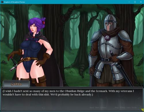 Kingdom of Deception Hentai Games