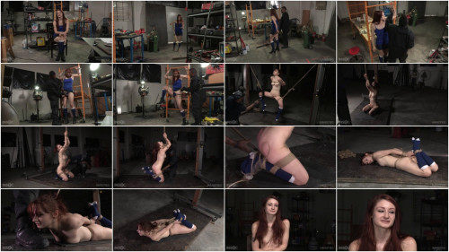 Violet Monroe – Shop Girl – BDSM, Humiliation, Torture
