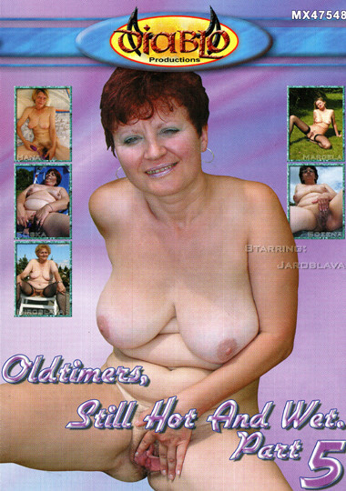 Oldtimers still hot and wet 5