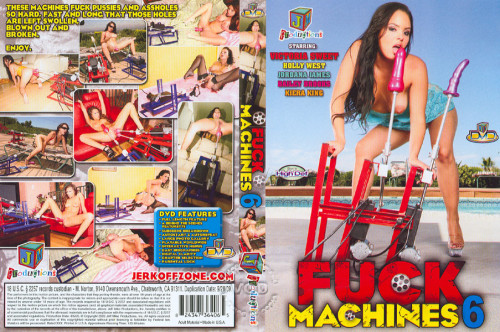 Fuck Machines Vol.6 Sex Machines