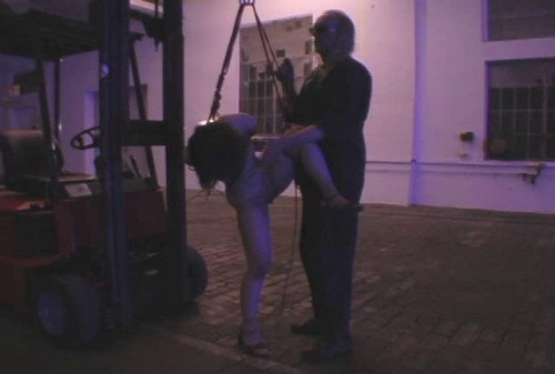 Genuine Black Label - Geisha in Ropes BDSM