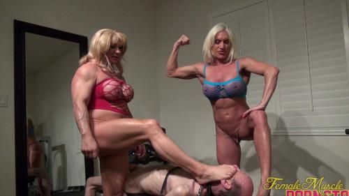 Female Bodybuilder Porn screen 12 Female Muscle