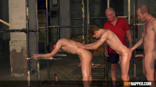 BoyNapped Tormenting 2 Twinky Play Things - Part 3