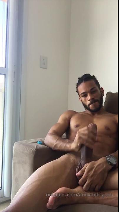 Andy Rodrigues Just for Fans part 1 Gay Solo