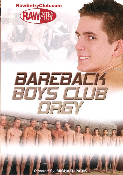 The orgy of the club of depraved guys